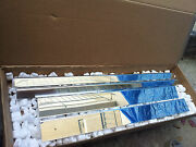 New Volvo P1800 1800 S E Es Carpet Trim And Door Sill Kick Plates Stainless Steel