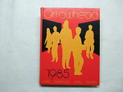 1985 Lane Technical High School Yearbook Chicago Il Illinois