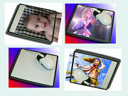 Brand New 20pcs Custom Photo Insert Mousepad Mouse Mat For Personal Picture