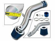 Short Ram Air Intake Kit + Blue Filter For 06-11 Is250 Is350 Is 2.5l 3.5l V6