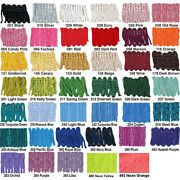Shawl Fringe,chainette 14 And 18 And 1800 Ft Spools,craft,sewing,belly Dancing