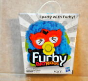 Furby Party Rockers Light Blue Brand New In Box 100 Original We Ship Worlwide