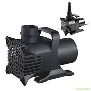 Fish Pond Pump Water Fountain Waterfall Pump 800-10000 Gph Submersible All Size