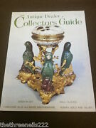 Antique And Collectors Guide - Wall Clocks - May 1977