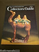 Antique And Collectors Guide - April 1970 - T'ang Tomb Pottery