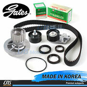 Gates Htd Timing Belt Kit And Water Pump For 2004-2008 Chevrolet Aveo 1.6l⭐⭐⭐⭐⭐