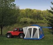 1940-2021 Jeep Vehicles Tent Package Outdoors Camping With Screen Room Mopar New