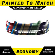 New Painted To Match - Front Bumper Cover For 2003 2004 Toyota Matrix Xr Xrs
