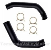 Molded Radiator Hose And Oe-style Clamp Set For 1971-1974 Mopar B-body Big-block