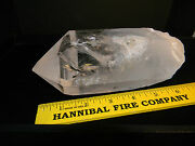 Arkansas Quartz Crystal Terminated A+ Quality Over 6 Inches Long 2779