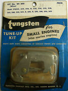 Tungsten Tune Up Kit For Small Engines And Marine Engines Wico Wi 305 Vtg Vintage