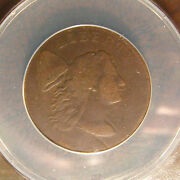 1794 Capped Liberty Large Cent S-28 Vg-8
