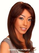 Royal Zury Hollywood 100 Human Hair Lace Front Wig Julie Straight Hair Style