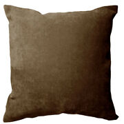 Ma01a Middle Brow Soft Velvet Style Cotton Blendcushion Cover/pillow Casecustom