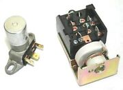 Headlight Switch And Dimmer Set For 1962-1964 Mopar C-body