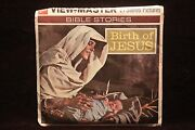 Bible Stories Birth Of Jesus Viewmaster 1947 Factory Sealed