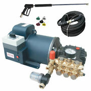 Cam Spray Professional 2000 Psi Electric - Cold Water Base Mount Pressure W...