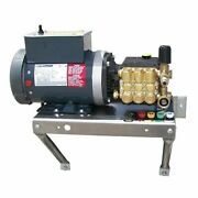 Pressure-pro Professional 2000 Psi Electric-cold Water Wall Mount Pressure ...