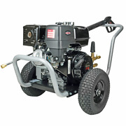 Simpson Waterblaster Wb4200 Professional 4200 Psi Gas-cold Water Belt-drive...