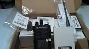 Motorola Mototrbo Uhf Xpr 7550e Color Display Bluetooth With Option Board