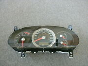 Nissan Quest Speedometer Instrument Cluster Assembly 24810-zm80b Oem Factory