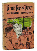 Time For A Tiger By Anthony Burgess First Edition 1956 1st Book Clockwork