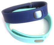 2 Small Combo Navy Teal Fitbit Flex Wristband/bracelet Only No Tracker