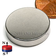 Neodymium Disk Magnets N42 7/8x3/16 Strong Ndfeb Rare Earth Magnets Lot 500