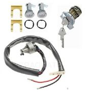 Ignition Switch And Matched Ign/door Lock Set For 1970-1974 Mopar B-body