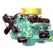 Oe-style Spark Plug Wires For 1958 Plymouth - Dodge - Desoto 350 - 361 Cid