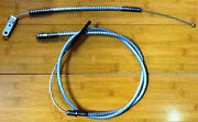 Parking Brake Cable Set For 1953 Dodge Truck With Truck-o-matic Transmission