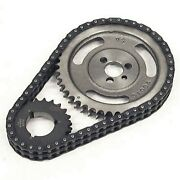 New True Roller Timing Set Chevy 350 400 327 305 283 262 265 Sbc Sb Chain And Gear
