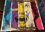 Tom Petty Signed Tom Petty And The Heartbreakers Autograph Coa B Benmont Tench