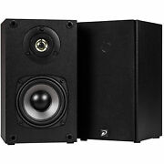 Dayton Audio B452 4-1/2 2-way Bookshelf Speaker Pair