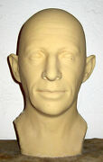 Bing Crosby Latex Head From Movieland Wax Museum Mold Sculpted By Pat Newman