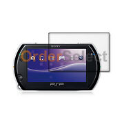 New Ultra Clear Hd Lcd Screen Protector For Sony Playstation Psp Go 200+sold