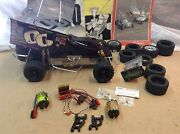 Vintage Rc10 Sprint Car Set Up With Extra's