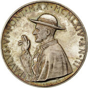 [66444] Vatican Religions And Beliefs Medal Au50-53 Giampaoli Silver 44