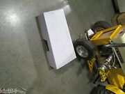 New Aluminum Cub Cadet Pulling Tractor Hood 100 Series V-twin Cut Outs On Sides