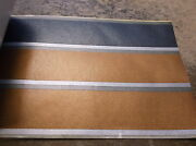 Nos 1and039 Foot Misty Harbor Pontoon 4 Charcoal Bronze Silver Tape