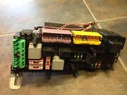 08-2011 Mercedes Benz C Class Fuse And Relay Module 2045458201