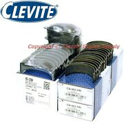 New Clevite H Series .010 Rod And Main Bearings Chevy 4.8l 5.3l 5.7l 6.0l 6.2l Ls