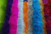 200 Marabou 22 Gram Feather Boas 2 Yards Many Colors Halloween/costume/craft