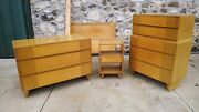 Rway Furniture Full Bedroom Suite Dresser Chest Stand Vintage Classic Art D