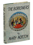 The Borrowers By Mary Norton First Edition 1952 1st Novel In Series Uk