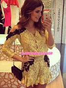 Women's V-neck Lace Floral Sexy Jumpsuit Rompers Playsuit Pant Shorts Catsuits