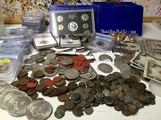 30 Coin Lot Silver Barber Standing Walking Liberty Pcgs/ngc Proof Roman Goldand20