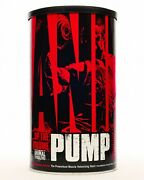 Universal Nutrition Animal Pump 30 Packs No Boosters Cell Volumizing Get Big