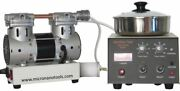 Kw-4a Spin Coater-incl. Vacuum Pump Air Filter 3 Vacuum Chucks And 2 Year Wnty