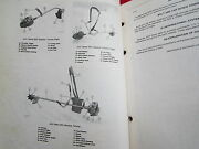 1980 Jd John Deere Line Trimmerselectric And Gas Edgers Parts Catalog Manual